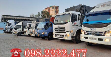 Cho thuê xe tải chở hàng 2 tấn