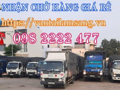Dịch vụ vận chuyển hàng TPHCM-Giá rẻ uy tín