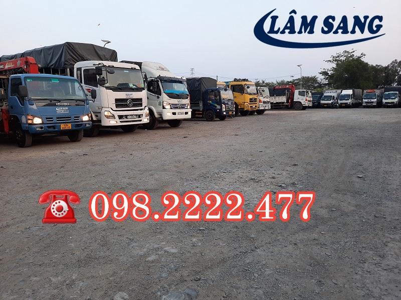 Xe tải chở hàng 10 Tấn TPHCM