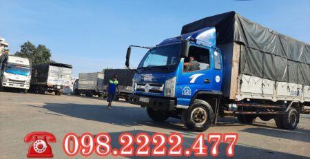Cho Thuê Xe tải chở hàng 3 tấn