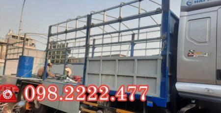 Cho thuê xe tải chở hàng 8 tấn-vận tải Lâm Sang