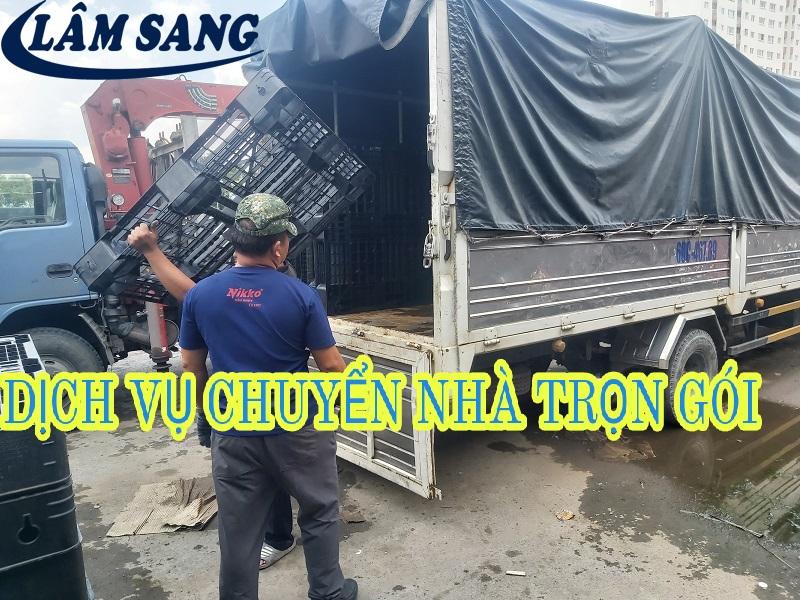 Dịch vụ cho thuê xe tải chở hàng và chuyển dọn nhà