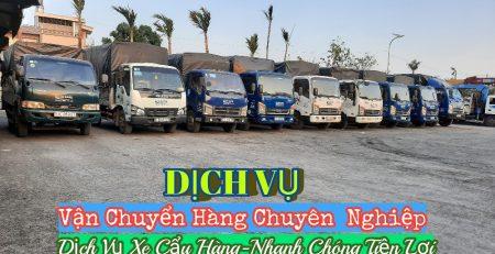 Cho thuê xe tải chở hàng Bình Dương giá rẻ