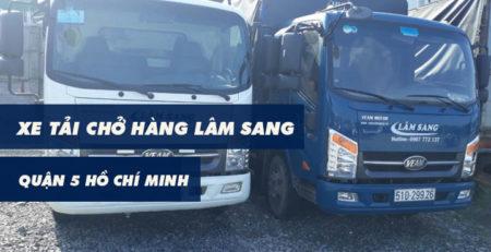 Xe tải chở hàng Quận 6 Lâm Sang tại Hồ Chí Minh