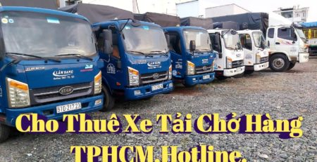 Dịch vụ chuyển nhà trọn gói Bình Tân