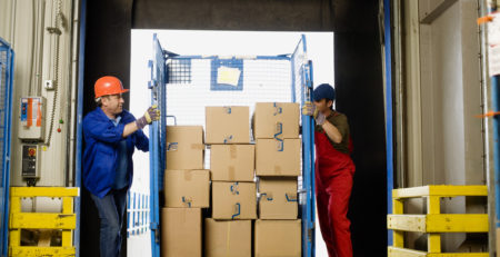 Cho thuê xe tải chở hàng tại Quận 8