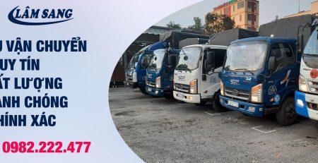 Cho thuê xe tải chở hàng tại thị xã Dĩ An