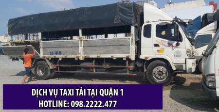 Dịch vụ taxi tải Quận 1