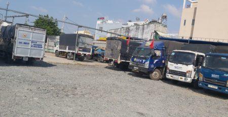Dịch vụ taxi tải tại Quận 4 Lâm Sang giá rẻ