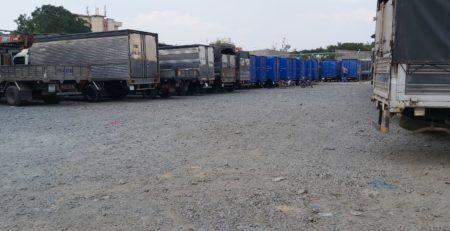 Chở hàng thuê công ty vận tải Lâm Sang