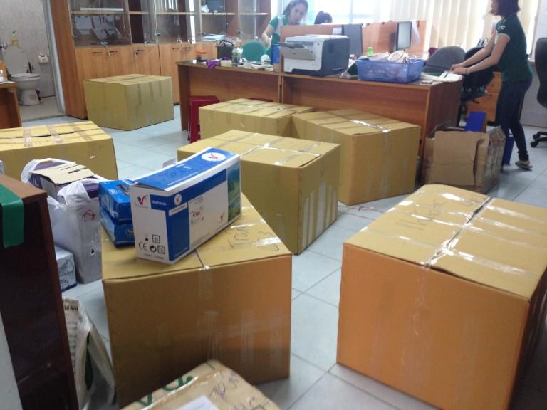 Chuyển nhà trọn gói tại Dĩ An – Công ty Lâm Sang