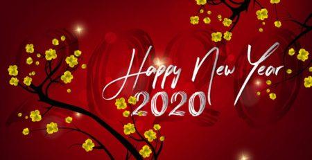 Lời tri ân và chúc tết Quý khách hàng, đối tác năm 2020