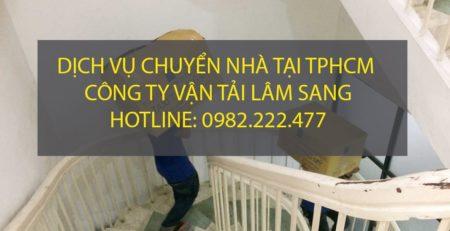 Chuyển dọn nhà trọn gói tại TPHCM – Vận Tải Lâm Sang