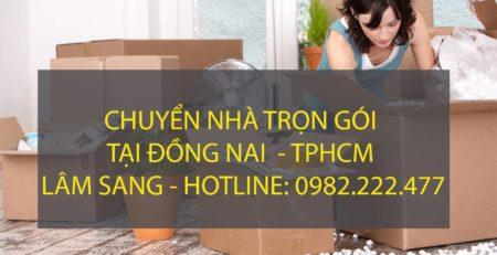 Chuyển nhà trọn gói tại Đồng Nai – Công ty Lâm Sang