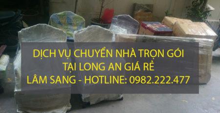 Chuyển nhà trọn gói tại huyện Cần giờ