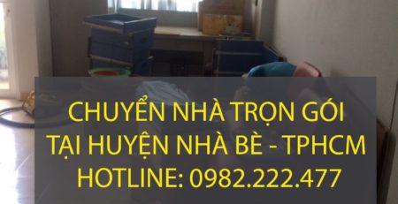 Chuyển nhà trọn gói tại Huyện Nhà Bè TPHCM – Công ty Lâm Sang