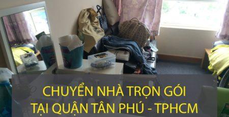 Chuyển nhà trọn gói tại Quận Tân Phú giá rẻ - công ty Lâm Sang