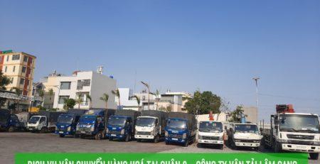 Dịch vụ vận chuyển hàng hoá Quận 2 GIÁ RẺ - Lâm Sang