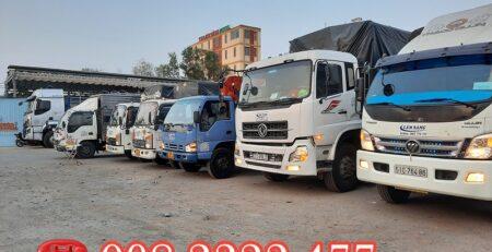 Dịch vụ vận chuyển hàng hoá Quận Gò Vấp giá rẻ