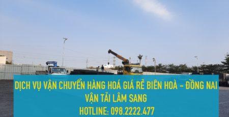 Dịch vụ vận chuyển hàng hoá tại Biên Hoà Đồng Nai