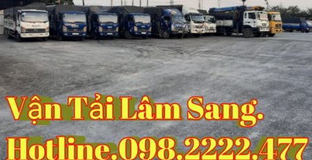 Taxi tải quận 3- Taxi tải Lâm Sang