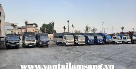 Taxi tải Quận 6-Taxi tải Lâm Sang tại TPHCM