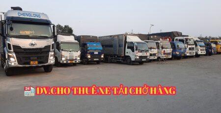 Xe tải chở hàng giá rẻ tại Thành Phố Hồ Chí Minh