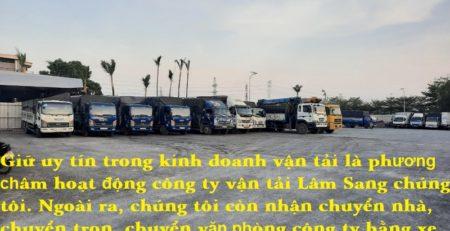 Xe Tải Chở Hàng 6 Mét  Vào Nội Thành