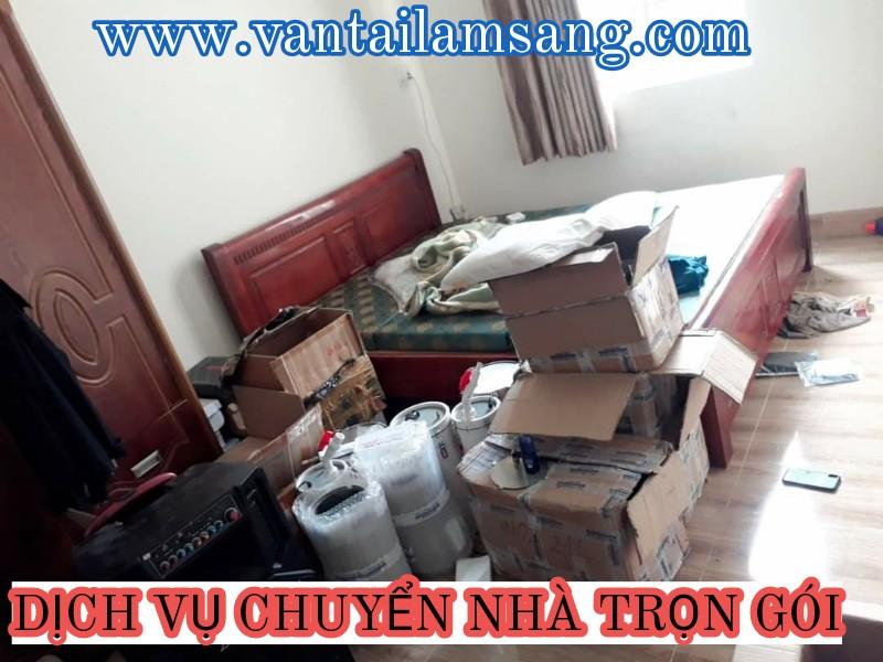 Dịch vụ vận chuyển nhà trọn gói Lâm Sang