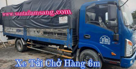 Dịch vụ cho thuê xe tải chở hàng 6 mét