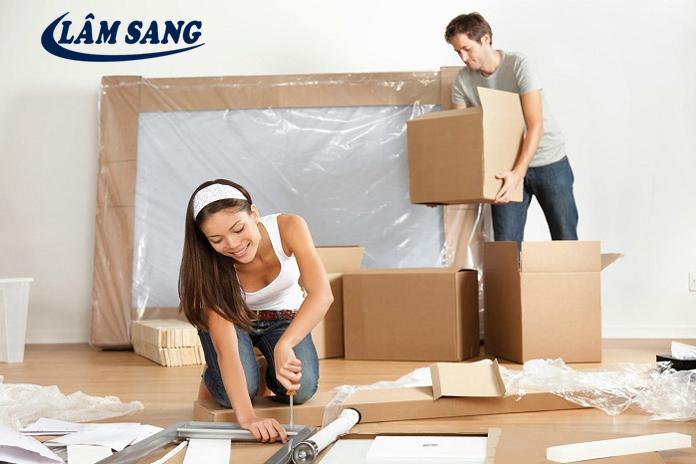 Làm gì để chuyển nhà không bị mất đồ?