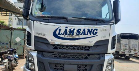 Cho thuê xe tải 15 tấn ở tphcm