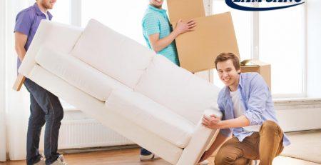 Làm thế nào để vận chuyển đồ nội thất khi chuyển nhà?