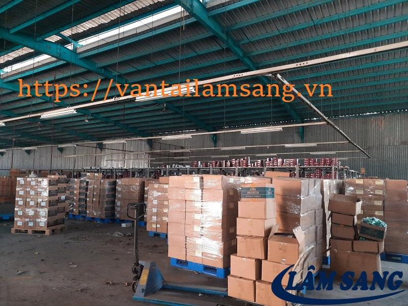 Chuyển dọn kho xưởng tại huyện Bình Chánh