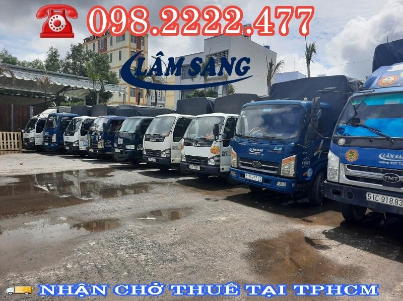 Mẹo để lựa chọn được dịch vụ cho thuê xe tải chất lượng, giá tốt!