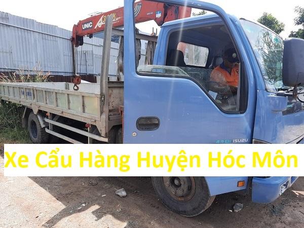 Xe Cẩu Thuê Huyện Hóc Môn