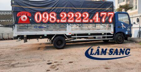 Cho thuê xe tải chở hàng dài 6m tại TPHCM