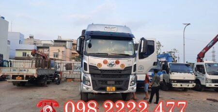 Giá thuê xe tải chở hàng