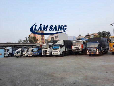 Giá xe tải chở hàng cho thuê tại tphcm