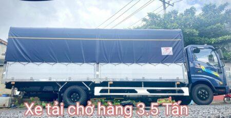 Chuyên cho thuê xe tải 3.5 tấn tại tphcm – giá rẻ - uy tín