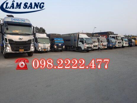 Công ty vận tải chuyên nhận chở hàng tại Vĩnh Lộc A và B