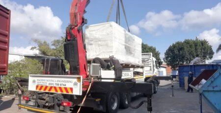 Xe tải chuyển nhà - dịch vụ chuyển dọn nhà xưởng