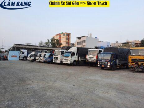 Chành Xe Sài Gòn Nhơn Trạch