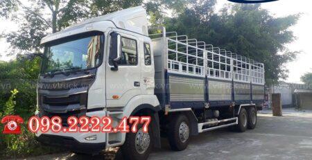 Xe tải chở hàng 20 tấn